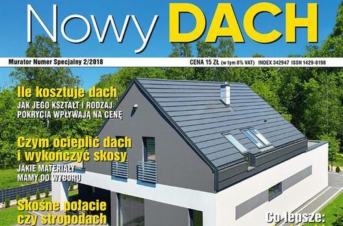 Nowy Dach – Numer Specjalny Muratora. POBIERZ ZA DARMO