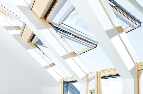 Wygraj nowoczesne okno dachowe